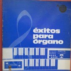 Catálogos de Música: EXITOS PARA ORGANO ELECTRONICO , PIANO Y GUITARRA Nº 3 MUSICA DEL SUR - 1977. Lote 197145667