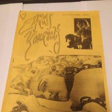 Catálogos de Música: BIOGRAFÍA MADONNA,CLUB DE FANS TENERIFE(FOTOCOPIADO) JUNIO N''10. Lote 198460908