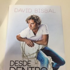Catálogos de Música: DAVID BISBAL DESDE DENTRO. Lote 198857402