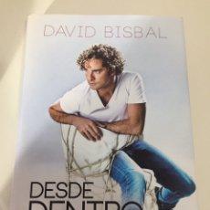 Catálogos de Música: DAVID BISBAL DESDE DENTRO. Lote 198857477