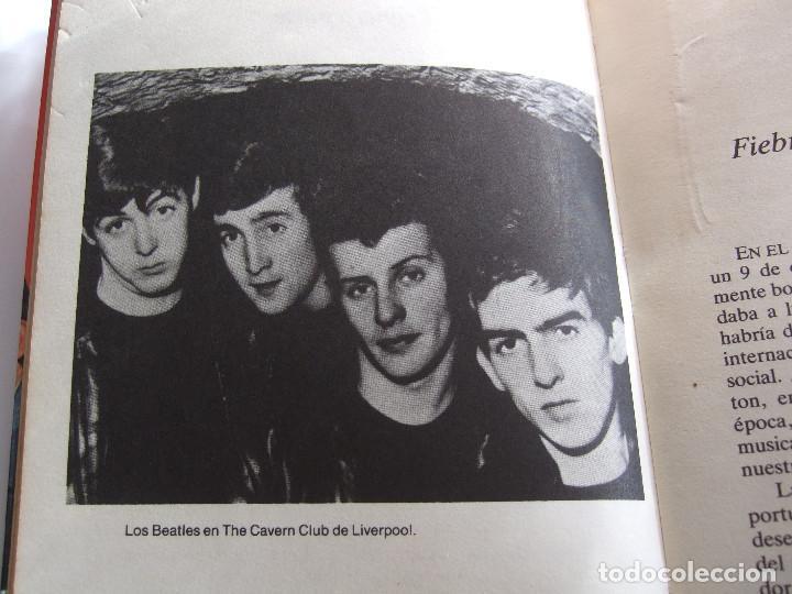 Catálogos de Música: LIBRO LOS BEATLES - CUATRO MELENUDOS CAMBIAN EL MUNDO - JOAN SINGLA - 1983 - 142 PAGINAS - - Foto 5 - 199800881
