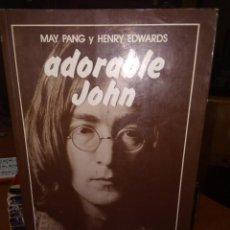 Catálogos de Música: ADORABLE JOHN THE BEATLES. Lote 216961833