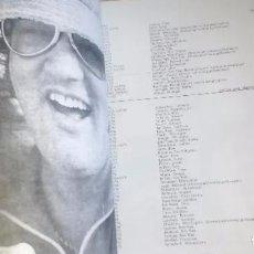 Catálogos de Música: ELVIS PRESLEY - ELVIS THE KING - BIOGRAFÍA EN ESPAÑOL. Lote 200619640