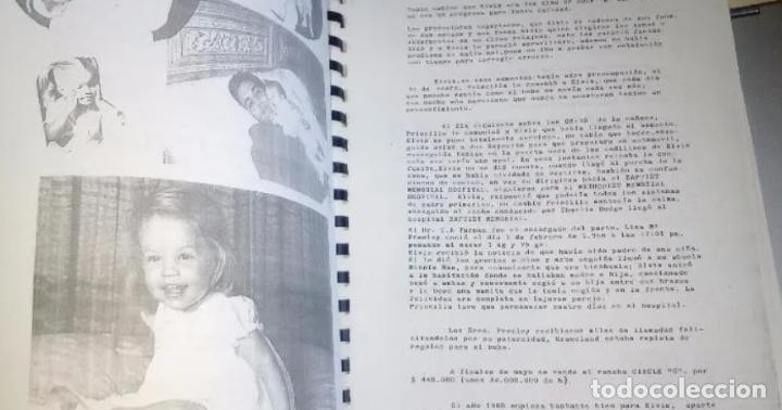Catálogos de Música: ELVIS PRESLEY - ELVIS THE KING - BIOGRAFÍA EN ESPAÑOL - Foto 3 - 200619640