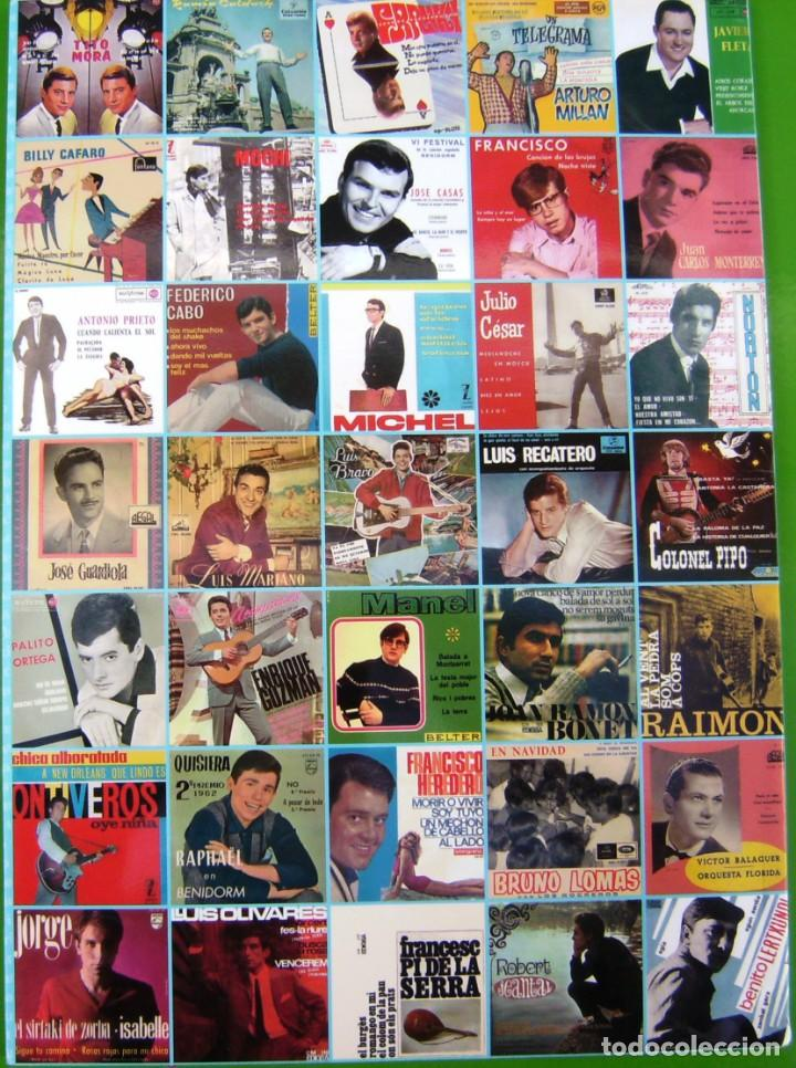 Catálogos de Música: Catalogo de EPs rock y pop españoles 1955-1972 - Interpretes masculinos - Foto 2 - 202446452
