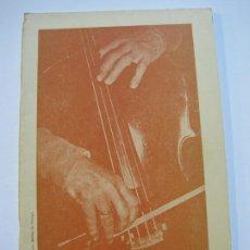 Catálogos de Música: FESTIVAL DE PRADES-PAU CASALS-REVISTA PROGRAMA AÑO 1961-FOTOS & PUBLICIDAD-VER FOTOS-(V-19.774). Lote 202588221