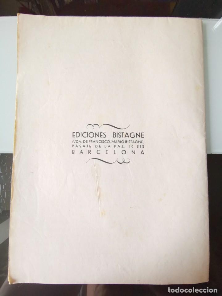 Catálogos de Música: CANCIONERO PEPE BALDÓ - EL GALÁN DE LA ETERNA SONRISA - EDICIONES BISTAGNE - Foto 11 - 202618051