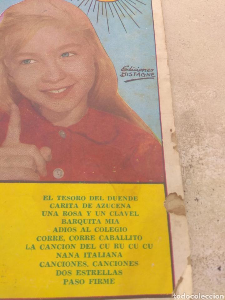 Catálogos de Música: Cancionero Marisol - Ediciones Bistagne - - Foto 2 - 202726290