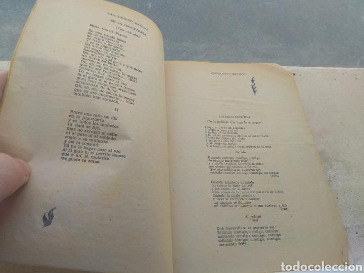 Catálogos de Música: Cancionero Marisol - Ediciones Bistagne - - Foto 6 - 202726290