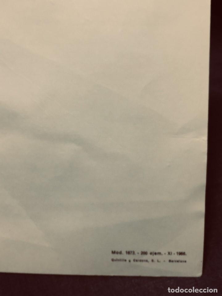 Catálogos de Música: GRABACIONES ILUSTRES PABLO CASALS 1966 DVORAK CONCIERTO SI MENOR OP 104 22X13,5CMS - Foto 7 - 203838176
