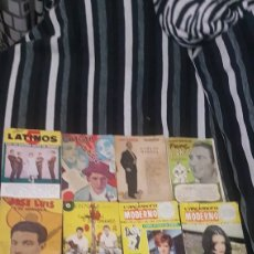 Catálogos de Música: LOTE DE 12 CANCIONEROS. Lote 204216106