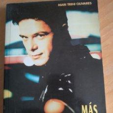Catálogos de Música: ALEJANDRO SANZ MAS EL LIBRO. Lote 204434425