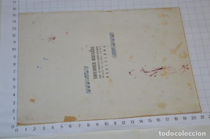 Catálogos de Música: 9 Cancioneros AÑOS 50 / 60 - Sarita Montiel, Lola Flores, Rafael Farina, J. Reina, etc.. LOTE 03 - Foto 5 - 205307507