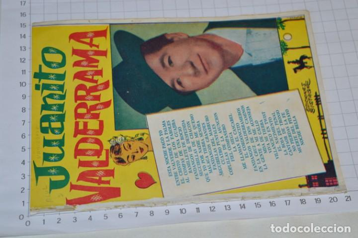 Catálogos de Música: 9 Cancioneros AÑOS 50 / 60 - Sarita Montiel, Lola Flores, Rafael Farina, J. Reina, etc.. LOTE 03 - Foto 6 - 205307507