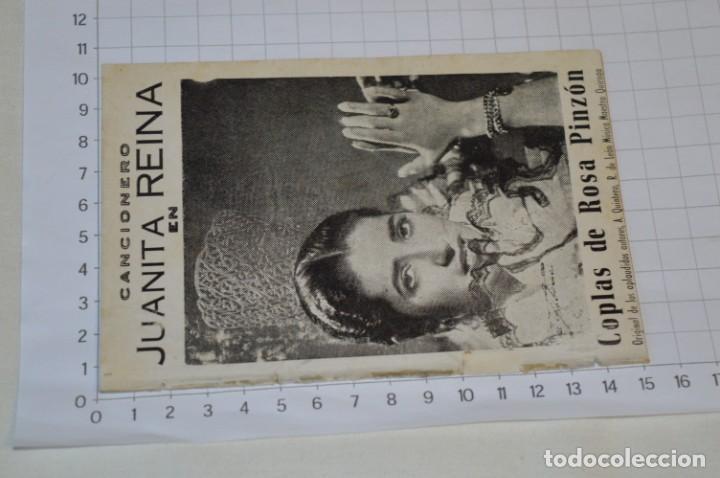 Catálogos de Música: 9 Cancioneros AÑOS 50 / 60 - Sarita Montiel, Lola Flores, Rafael Farina, J. Reina, etc.. LOTE 03 - Foto 18 - 205307507