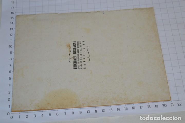 Catálogos de Música: 9 Cancioneros AÑOS 50 / 60 - Sarita Montiel, Lola Flores, C. Morell, Pepe Blanco, etc.. LOTE 04 - Foto 17 - 205309220