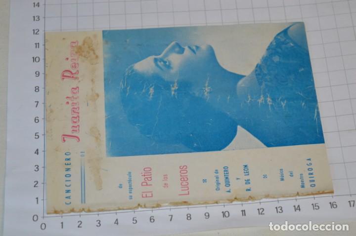 Catálogos de Música: 9 Cancioneros AÑOS 50 / 60 - Sarita Montiel, Lola Flores, C. Morell, Pepe Blanco, etc.. LOTE 04 - Foto 18 - 205309220