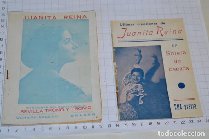 Catálogos de Música: 9 Cancioneros AÑOS 50 / 60 - Manolo Caracol, Antonio Amaya, Luis Mariano, E. Montoya, etc.. LOTE 06 - Foto 16 - 205313087