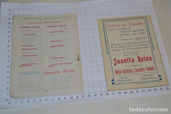 Catálogos de Música: 9 Cancioneros AÑOS 50 / 60 - Manolo Caracol, Antonio Amaya, Luis Mariano, E. Montoya, etc.. LOTE 06 - Foto 17 - 205313087