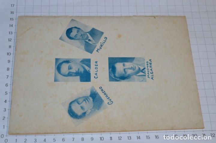 Catálogos de Música: 9 Cancioneros AÑOS 50 / 60 - Marujita Diaz, Dolores Vargas, Gracia de Triana, etc.. LOTE 07 - Foto 9 - 205314820