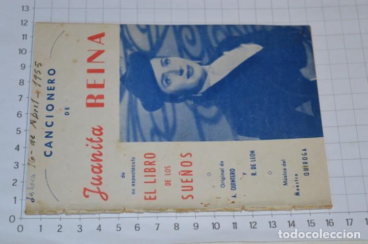 Catálogos de Música: 9 Cancioneros AÑOS 50 / 60 - Marujita Diaz, Dolores Vargas, Gracia de Triana, etc.. LOTE 07 - Foto 14 - 205314820