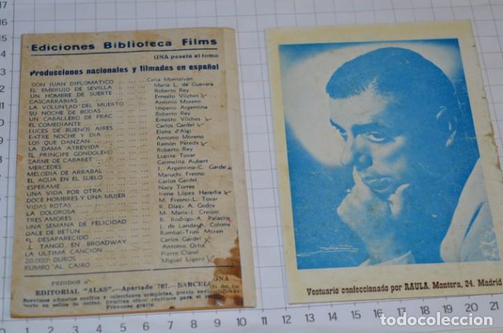 Catálogos de Música: 9 Cancioneros AÑOS 50 / 60 - Marujita Diaz, Dolores Vargas, Gracia de Triana, etc.. LOTE 07 - Foto 17 - 205314820