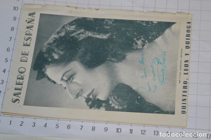 Catálogos de Música: 05 Cancioneros ANTIGUOS - Antonio Molina, Lola Flores, Conchita Piquer, etc ..LOTE 08 ¡¡Mira fotos!! - Foto 12 - 205316402