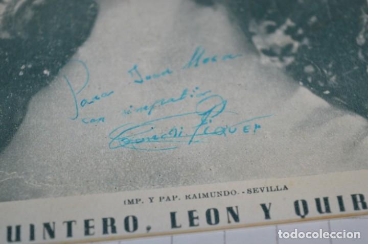 Catálogos de Música: 05 Cancioneros ANTIGUOS - Antonio Molina, Lola Flores, Conchita Piquer, etc ..LOTE 08 ¡¡Mira fotos!! - Foto 13 - 205316402