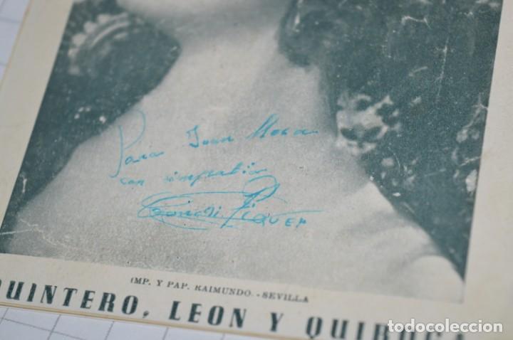 Catálogos de Música: 05 Cancioneros ANTIGUOS - Antonio Molina, Lola Flores, Conchita Piquer, etc ..LOTE 08 ¡¡Mira fotos!! - Foto 14 - 205316402