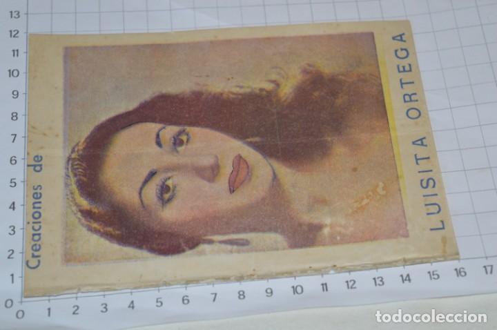 Catálogos de Música: 05 Cancioneros ANTIGUOS - Antonio Molina, Lola Flores, Conchita Piquer, etc ..LOTE 08 ¡¡Mira fotos!! - Foto 16 - 205316402