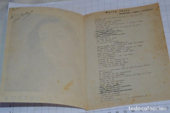 Catálogos de Música: 05 Cancioneros ANTIGUOS - Antonio Molina, Lola Flores, Conchita Piquer, etc ..LOTE 08 ¡¡Mira fotos!! - Foto 18 - 205316402