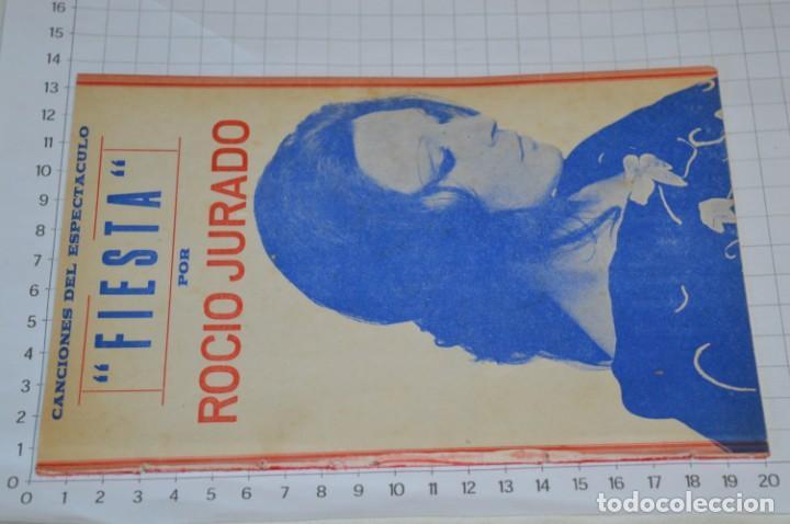 Catálogos de Música: 05 Cancioneros ANTIGUOS - Antonio Molina, Lola Flores, Conchita Piquer, etc ..LOTE 08 ¡¡Mira fotos!! - Foto 20 - 205316402