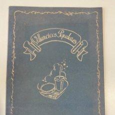 Catálogos de Música: VILLANCICOS POPULARES. ARCADIO DE LARREA. TETUAN, 1950. PAGS: 32. Lote 205383207