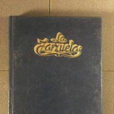 Catálogos de Música: COLECCIÓN LA ZARZUELA - TOMO Nº 4. Lote 205474955