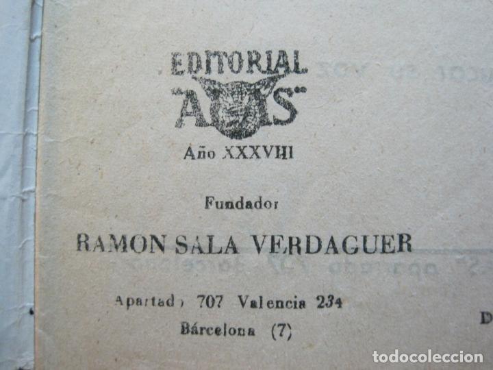 Catálogos de Música: III FESTIVAL CANCION MEDITERRANEA-JOSE GUARDIOLA Y CONCHITA BAUTISTA-ED·ALAS-VER FOTOS-(V-20.237) - Foto 8 - 205798667