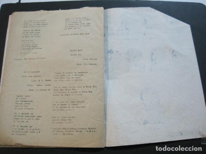 Catálogos de Música: III FESTIVAL CANCION MEDITERRANEA-JOSE GUARDIOLA Y CONCHITA BAUTISTA-ED·ALAS-VER FOTOS-(V-20.237) - Foto 16 - 205798667