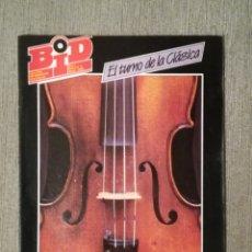 Cataloghi di Musica: DISCOPLAY BID BOLETÍN N° 5 - MAYO 1984. Lote 206392457