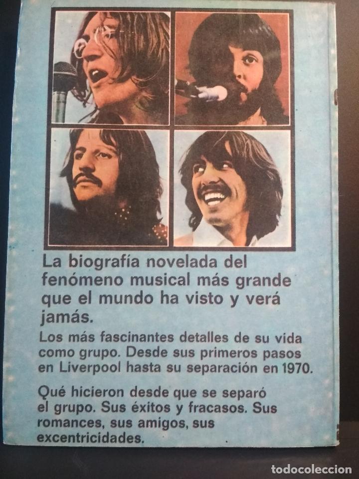 Catálogos de Música: EDICIONES MARTINEZ ROCA LOS BEATLES -IDOLOS POP AUTOR JOAN SINGLA 1983 PDELUXE - Foto 2 - 207034657