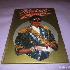 Catálogos de Música: MICHAEL JACKSON - MULTIMEDIA PUBLICACIONES (UK) - 1984 - TRADUCCION DE JOANN WAGNER. Lote 207304121