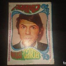 Catálogos de Música: ADAMO , MUSI CARTEL AÑO 1967 , LEER DESCRIPCION. Lote 207354397