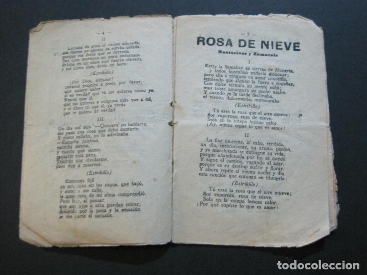 Catálogos de Música: GRANDES CREACIONES DE PILAR ALONSO-REPERTORIO CASTELLANO Y CATALAN-VER FOTOS-(V-20.458) - Foto 4 - 207751923