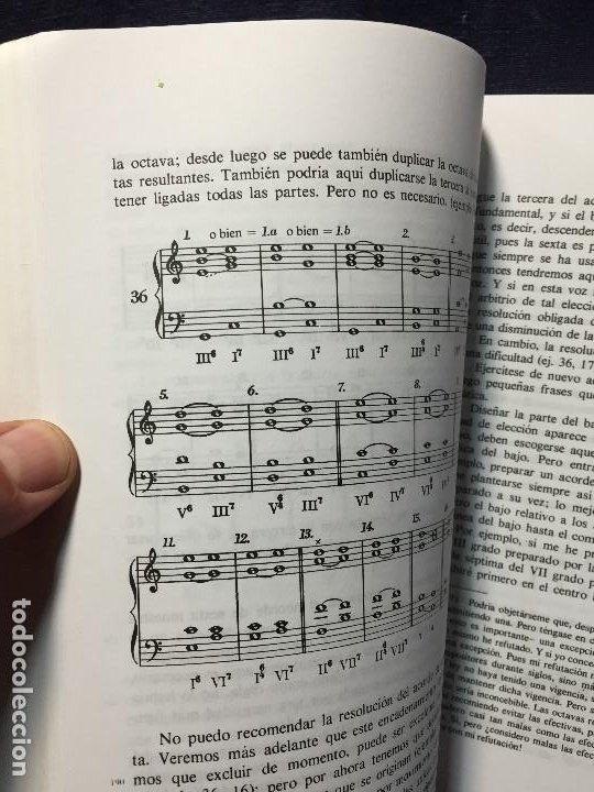 Catálogos de Música: TRATADO DE ARMONÍA SCHÖNBERG ARMONÍA REAL MÚSICAL MADRID GUSTAV MAHLER 2002 - Foto 7 - 207980677