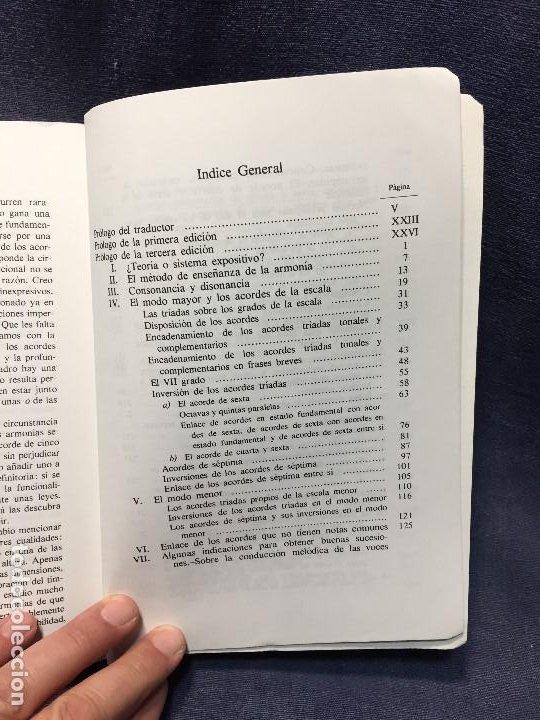 Catálogos de Música: TRATADO DE ARMONÍA SCHÖNBERG ARMONÍA REAL MÚSICAL MADRID GUSTAV MAHLER 2002 - Foto 12 - 207980677