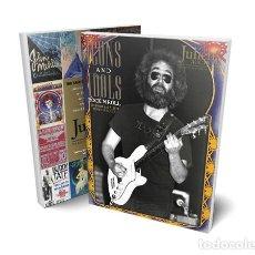 Catálogos de Música: CATALOGO JULIENS AUCTIONS ICONOS E IDOLOS ROCK AND ROLL 2014 GUITARRAS MUSICA COLECCION. Lote 210618653
