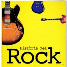 Catálogos de Música: HISTÒRIA DEL ROCK - MIGUEL MARTÍNEZ - XAVI CERVANTES - EL 9 NOU - PROSA 1998 - CATALÀ. Lote 210659631