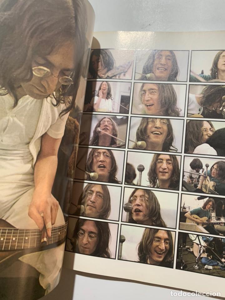 Catálogos de Música: Libro de 1969 de the Beatles Get Back - Foto 3 - 211578021