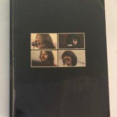 Catálogos de Música: LIBRO DE 1969 DE THE BEATLES GET BACK. Lote 211578021