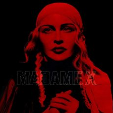 Catálogos de Música: MADONNA – MADAME X TOUR PROGRAM — NUEVO. Lote 213185850