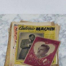 Catálogos de Música: LOTAZO DE ANTIGUOS CANCIONEROS. Lote 215396488
