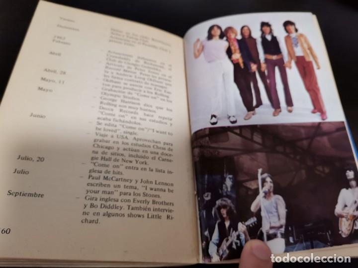 Catálogos de Música: ROLLING STONES EL ROCK Y SUS SATÁNICAS MAJESTADES JORDI SIERRA 1976 POSIBLE RECOGIDA EN MALLORCA - Foto 8 - 215759020